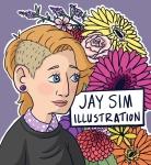 Julia Simmons / Jay Sim Illustration http://jaysimillustrations.tumblr.com