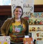 Paige Halsey Warren / Paige One Comics https://paigehalseywarren.carbonmade.com